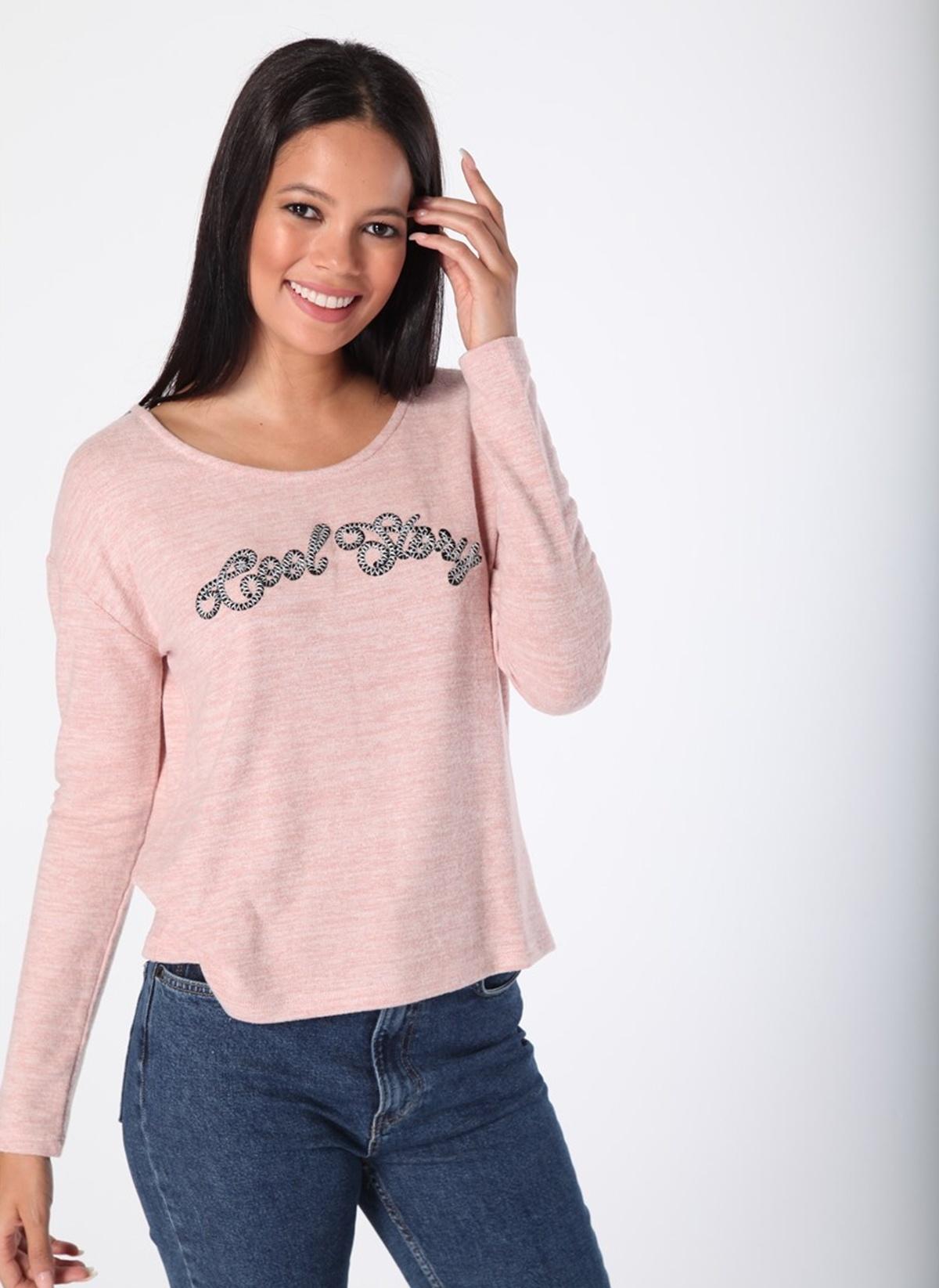 Fashion Friends Sweatshirt 0415 Sweat Fashion Friends Sweatsh – 55.99 TL